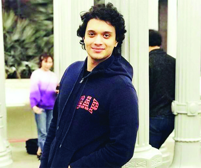 Deets about Mithun's youngest son Namashi's Bollywood debut