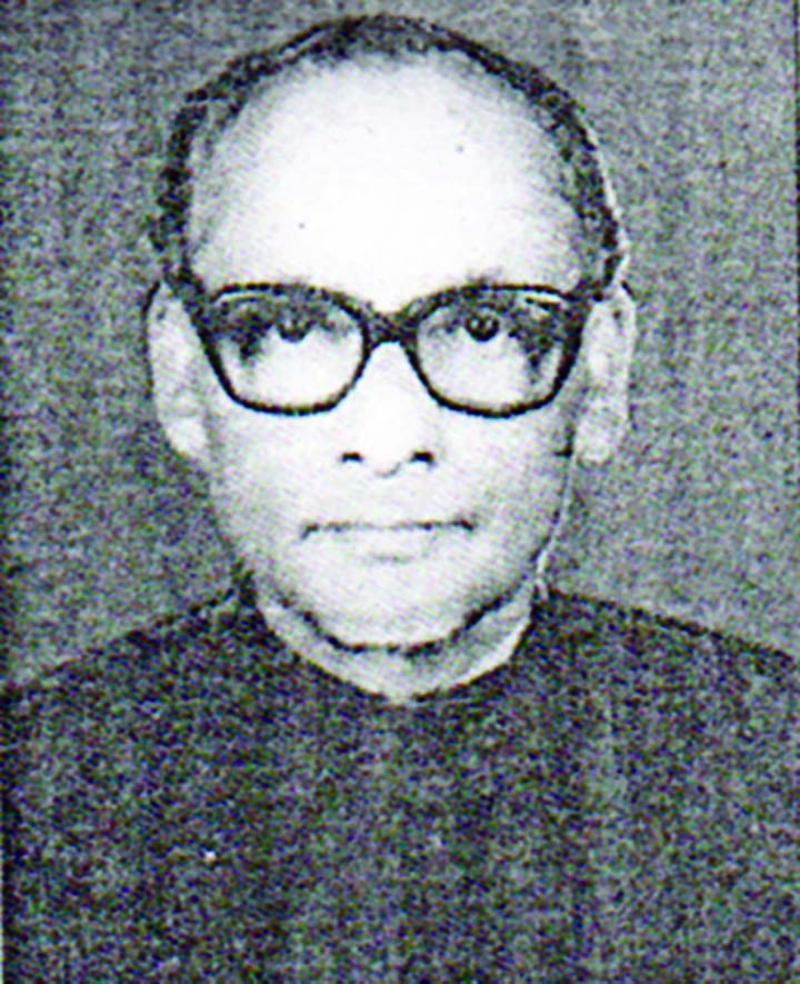 Death anniv of Anwaruzzaman Chy today