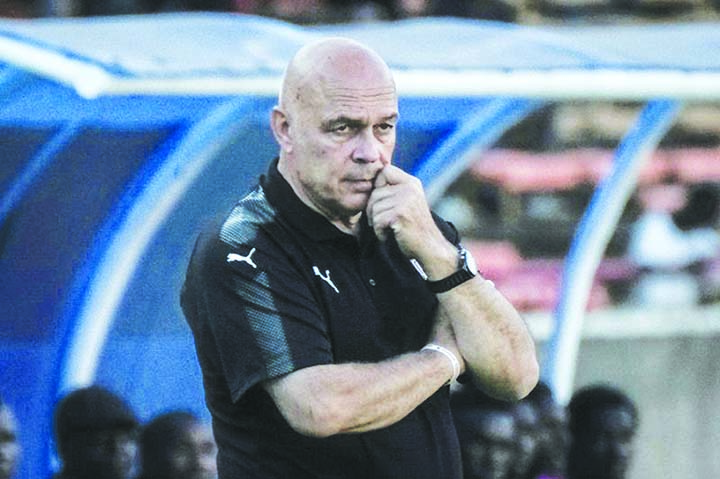 Former Tottenham manager Gross aims to end Zamalek trophy drought