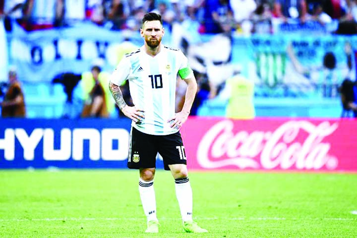 Hopeful Messi keen to end Argentina title drought