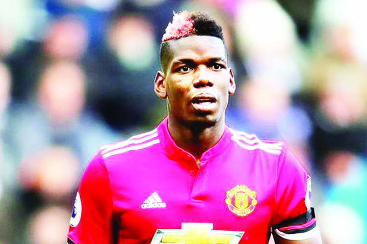 Pogba's remedy for racist abuse is play well not walk off