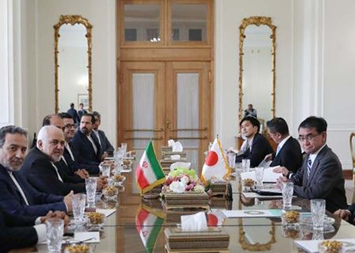 Iran to ask Japan's PM Abe to mediate over US oil sanctions
