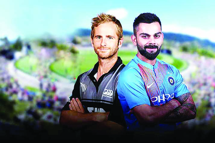 India, New Zealand battle for points table supremacy
