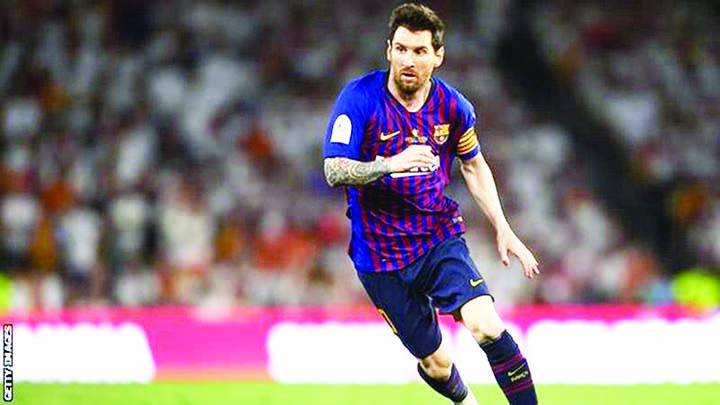 Messi edges out Cristiano Ronaldo to head Forbes top 100 highest paid athletes