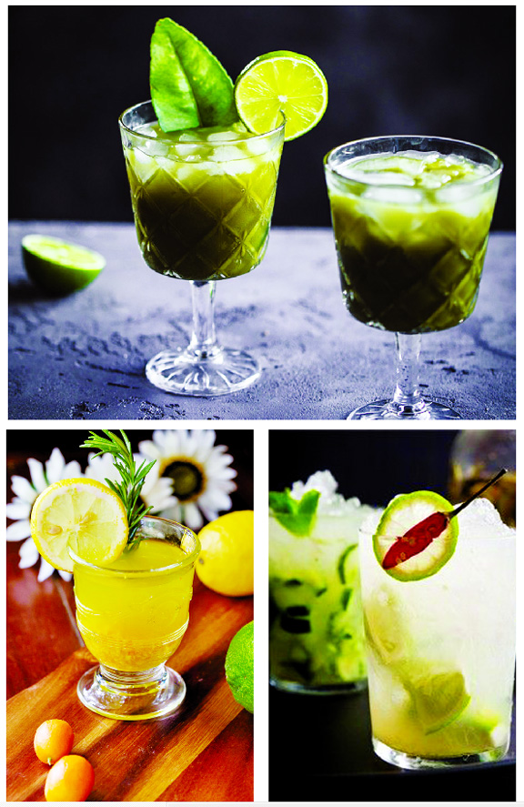 Refreshing summer coolers to keep hydrated in the scorching heat