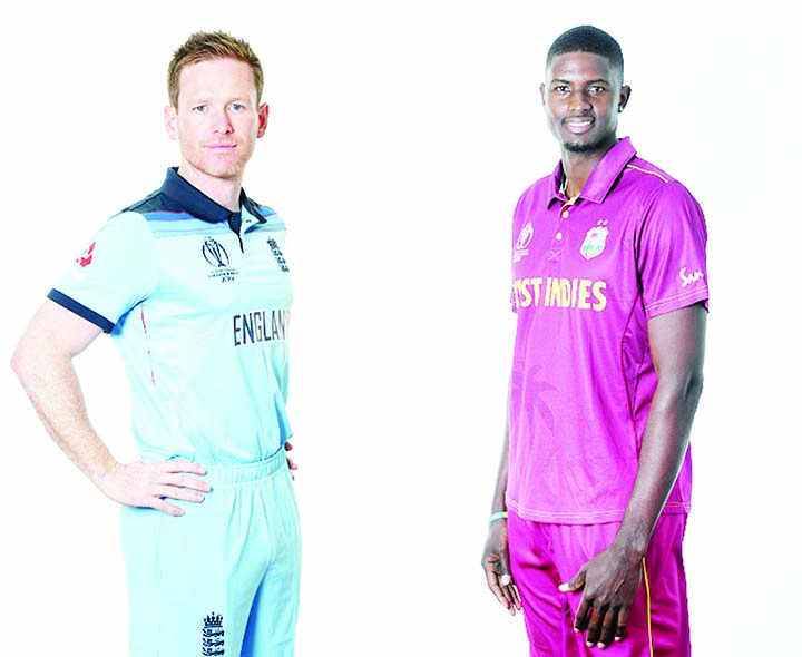 England look to continue dominance against spirited West Indies