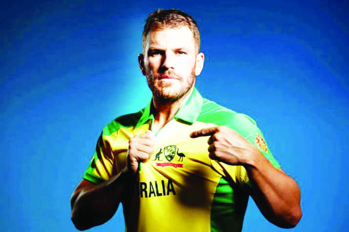 Vaughan calls Finch the best captain at CWC19