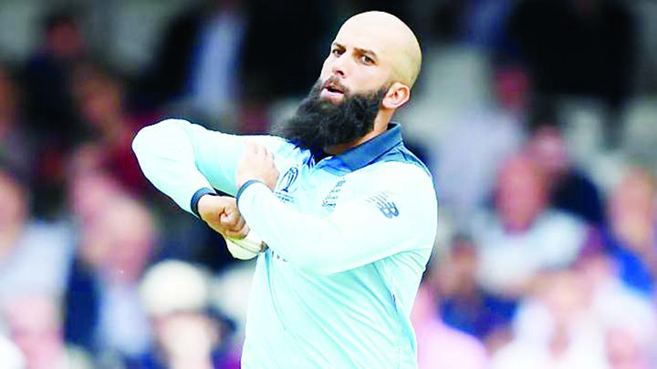Moeen Ali joins squad for West Indies tie
