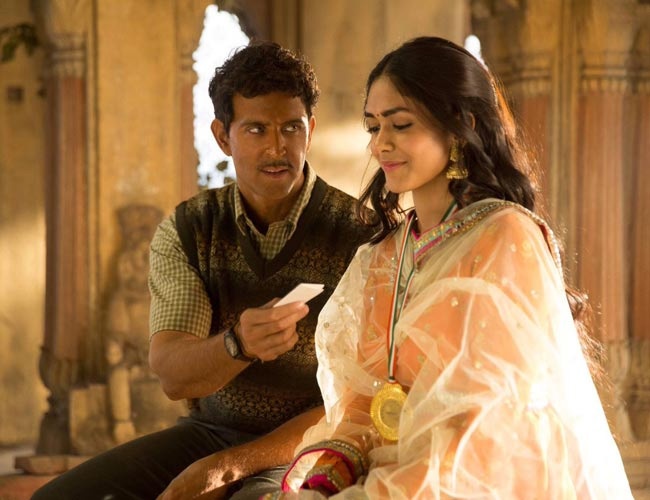 Hrithik Roshan drops an adorable still from Super 30 out today