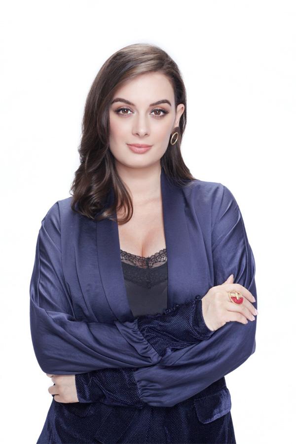 Evelyn Sharma is the Global ambassador for Slow Fashion