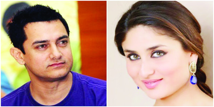 Kareena  to reunite with Aamir Khan for the Hindi remake of Forest Grump?