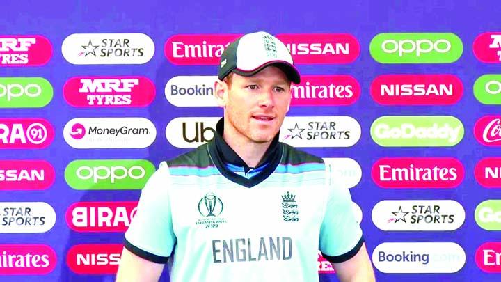 Eoin Morgan downplays England's injury concerns