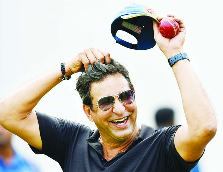 'It's not a war': Wasim calls for calm in India-Pakistan World Cup clash