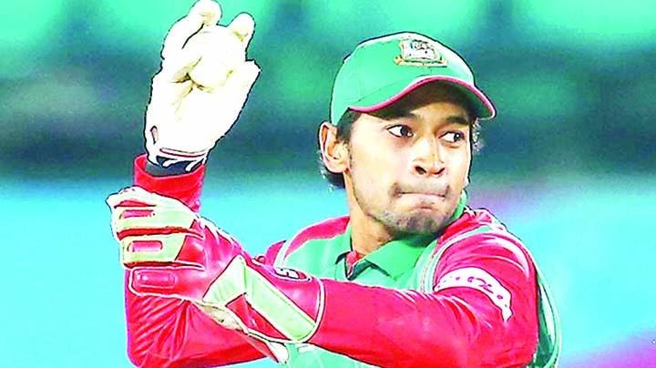 Mushfiqur's injury scare ahead of Tigers' clash against Windies