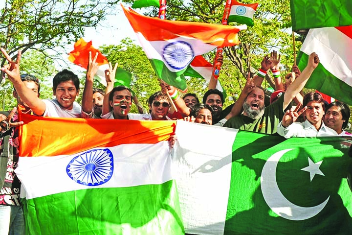 More than just a game: India face Pakistan in World Cup battle royale