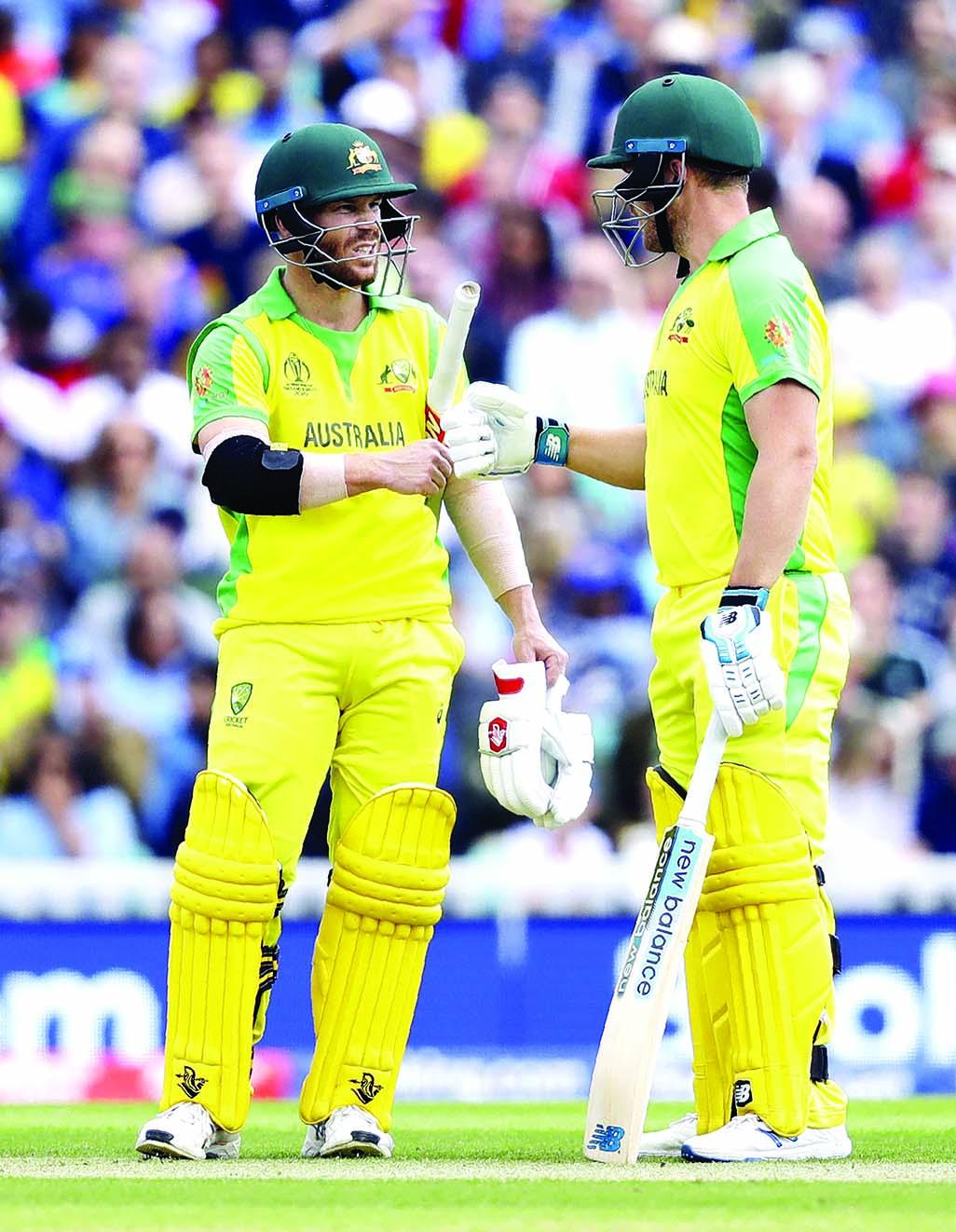 Aussies beat Lanka by 87 runs