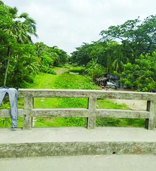 River communication, irrigation hampered in Bagerhat