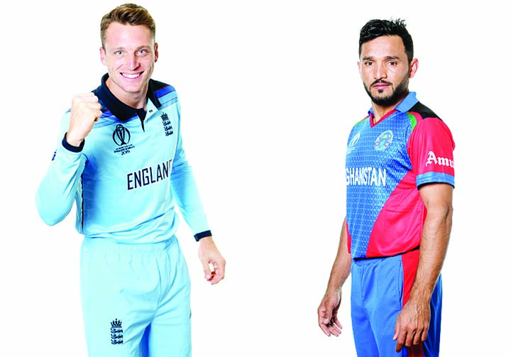 Afghanistan face uphill challenge against unstoppable England