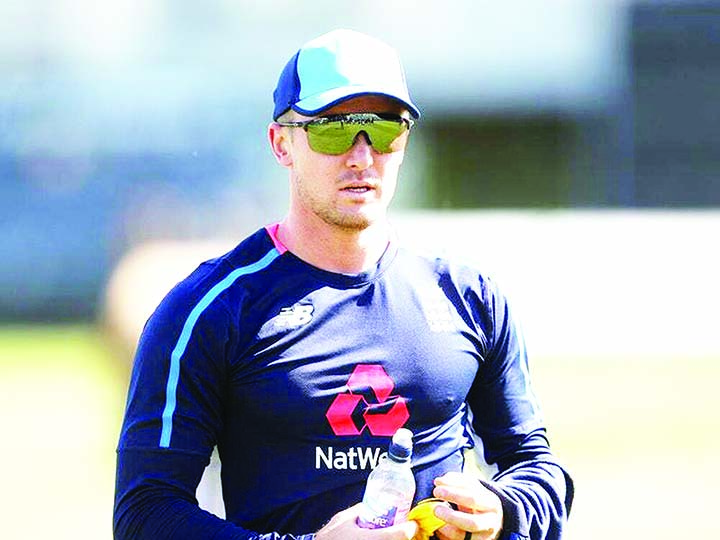 Jason Roy to miss Afghanistan, Sri Lanka games with hamstring tear