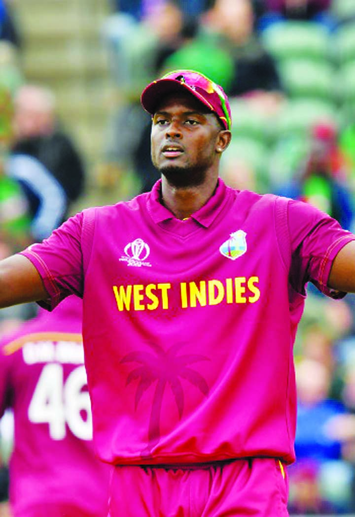 'It's looking tough': Holder glum after West Indies' World Cup woe
