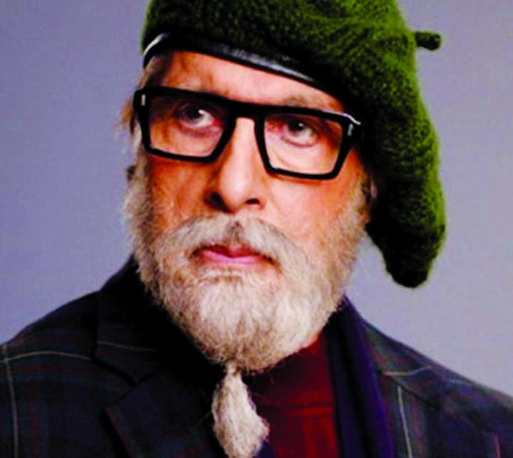 Amitabh Bachchan shoots Gulabo Sitabo in Lucknow