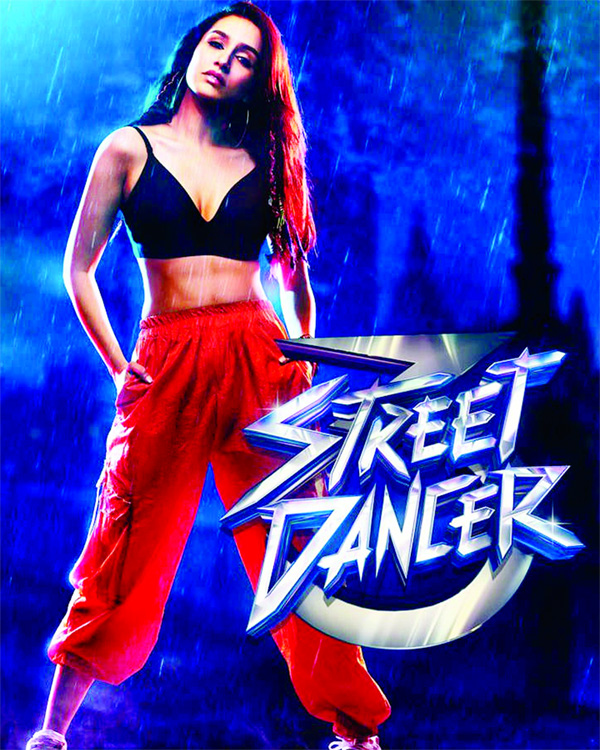 Shraddha Kapoor is back with dance- drama Street Dancer
