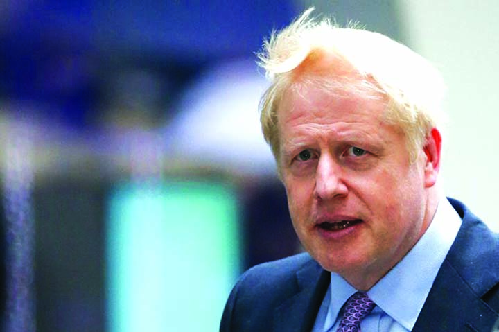 Johnson looks to cement UK leadership lead after surviving TV debate