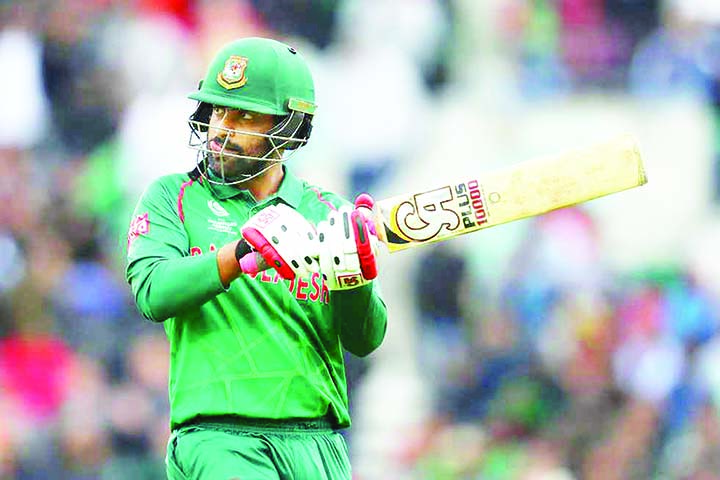Can Tamim Iqbal again be successful against Australia?