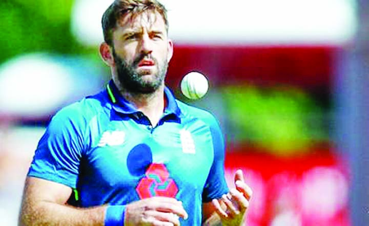 England bowler Liam Plunkett back in training after virus