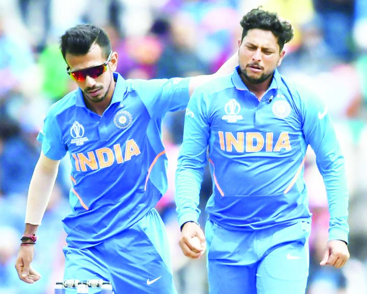 Harbhajan tells India to stick with Yadav-Chahal spin twins at World Cup