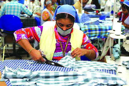 2.57m people are working in RMG sector