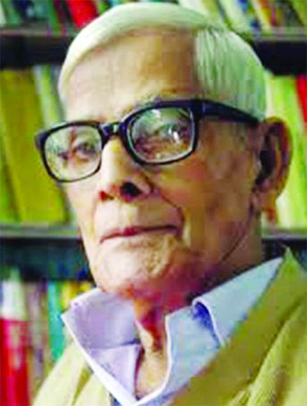 Philosopher, essayist Sardar Fazlul Karim