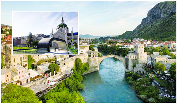 A journey to Bosnia and Herzegovina, where 'Sleeping Beauty' awakens