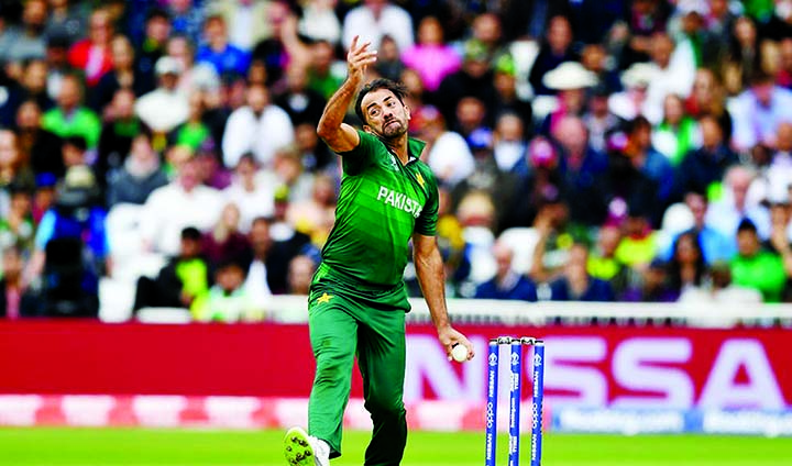 'Pakistan play better under pressure' - Wahab hopeful of a turnaround