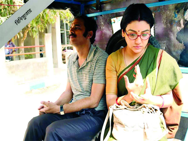 First picture from Ritwick, Jaya Ahsan's Bini Sutoy