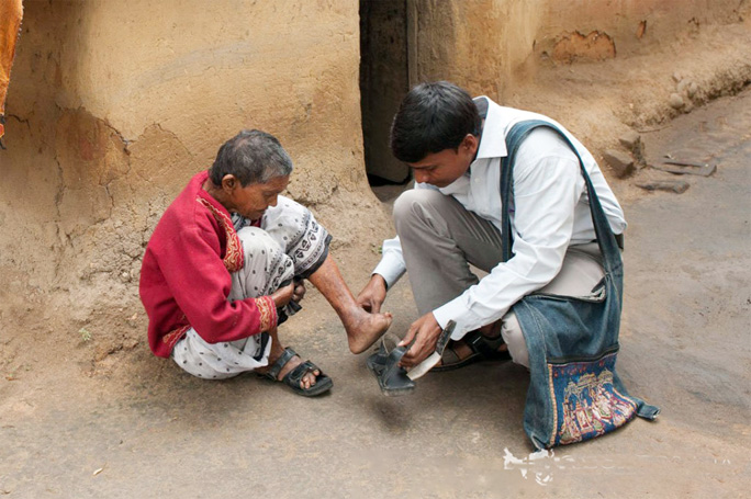 Injustice Against Leprosy Victims