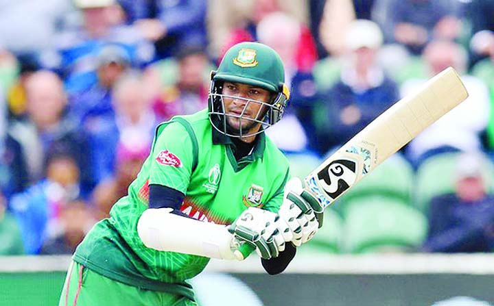 1000 World Cup runs, 500 runs in single edition beckons Shakib