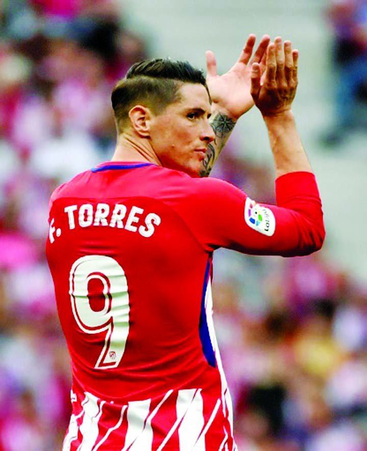 Retiring Spain star Torres eyes future coaching role