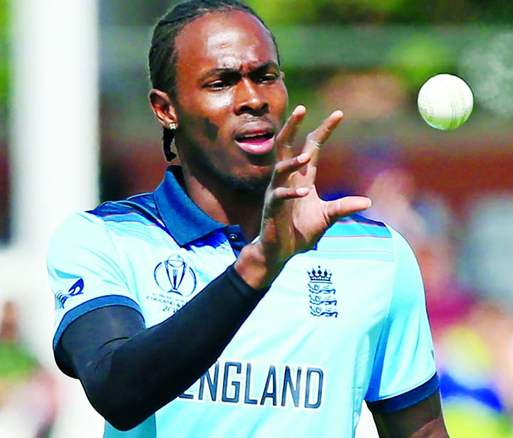 Jofra Archer says final three group stage matches can aid team in knockouts