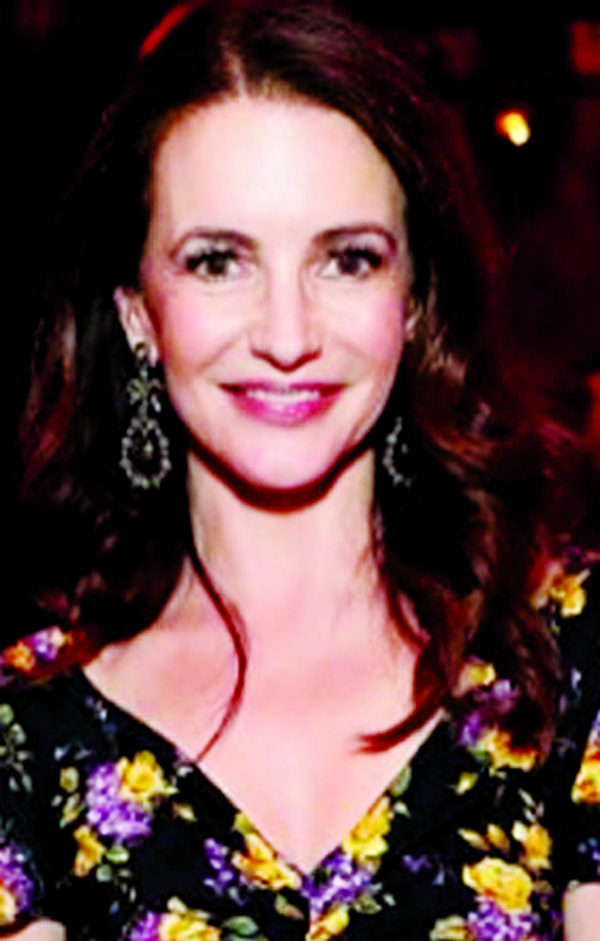 Kristin Davis 'lost sleep' over Friends guest role