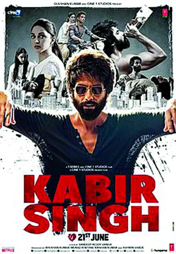 Doctor files complaint to stop screening Kabir Singh