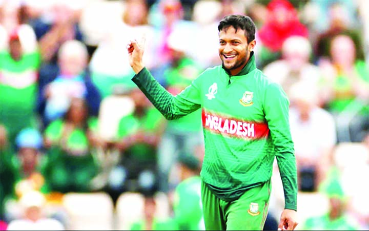 Shakib now eying to beat India