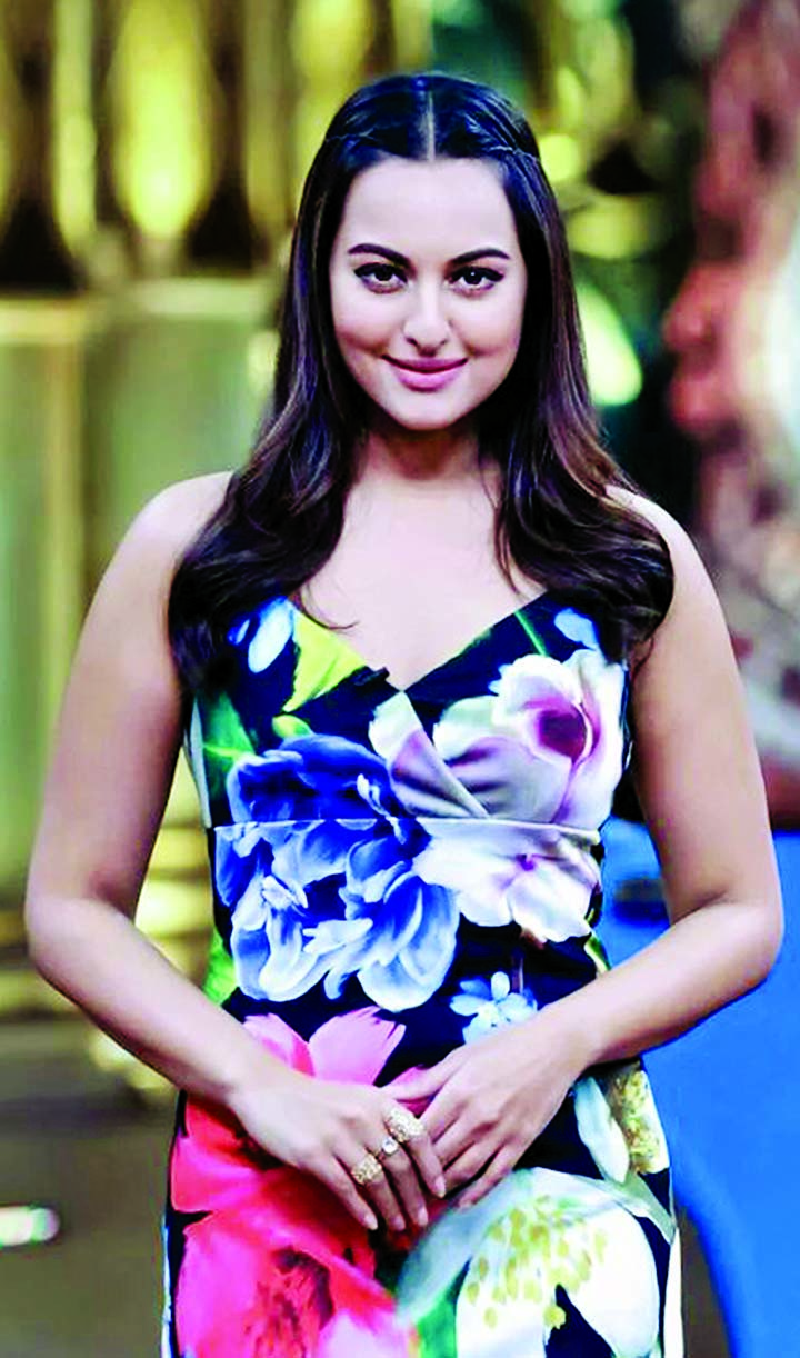 No love triangle in Dabangg 3: Sonakshi Sinha