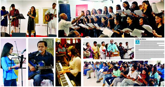 'Fête de la Musique 2019' at Alliance Francaise de Dhaka