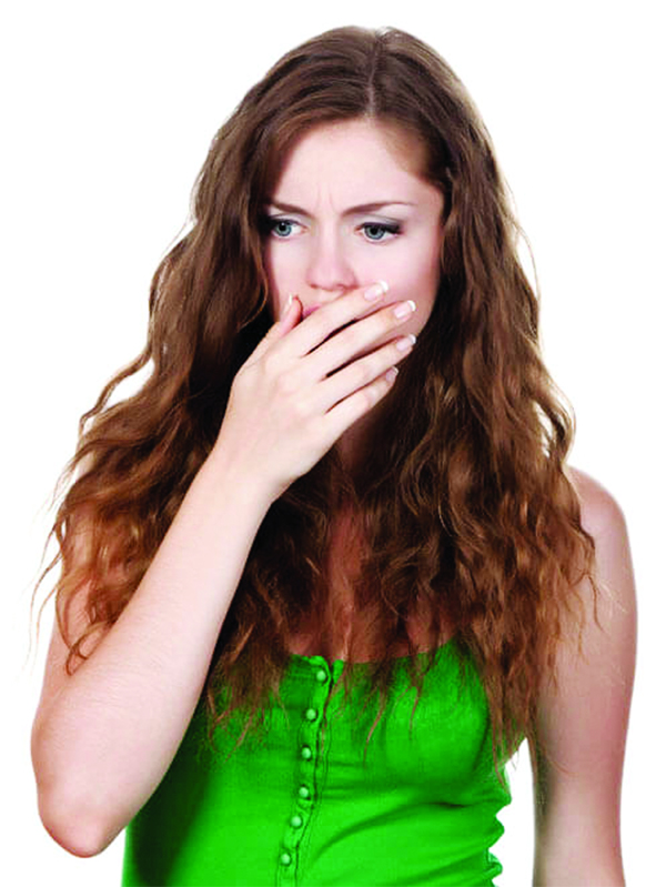 Easy ways to get rid of bad breath and maintain good oral health