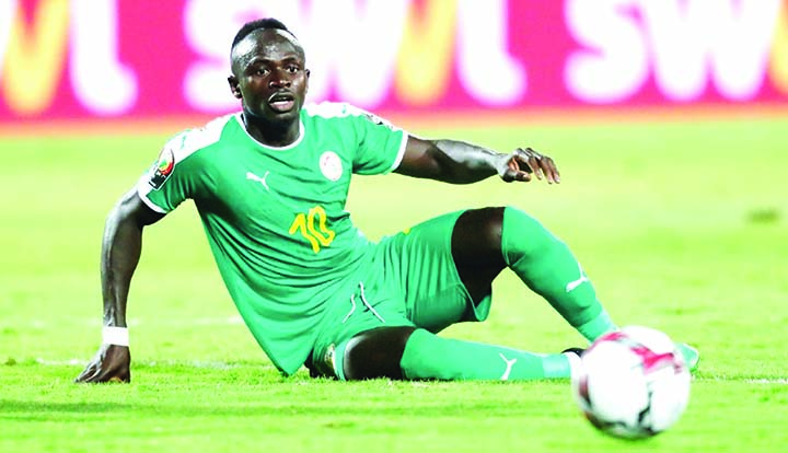 Senegal star Mane reveals     'absolute dream' as Tunisia loom