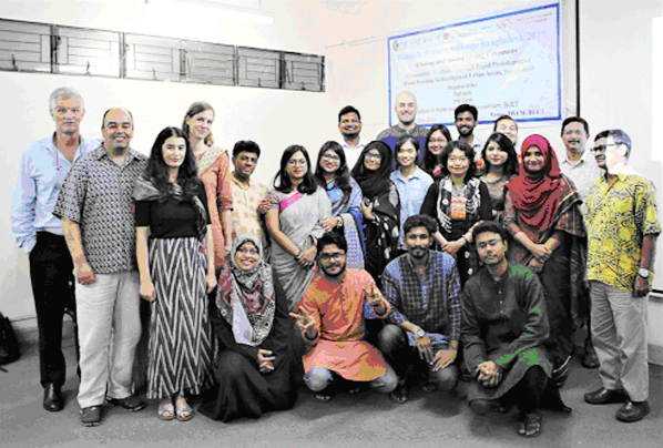 Water related skill development workshop ends