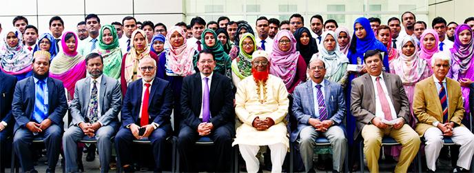 Farman R Chowdhury, Managing Director of Al-Arafah Islami Bank, inaugurating a two-week long