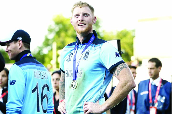 I will be apologising for rest of my life - Stokes on overthrows drama