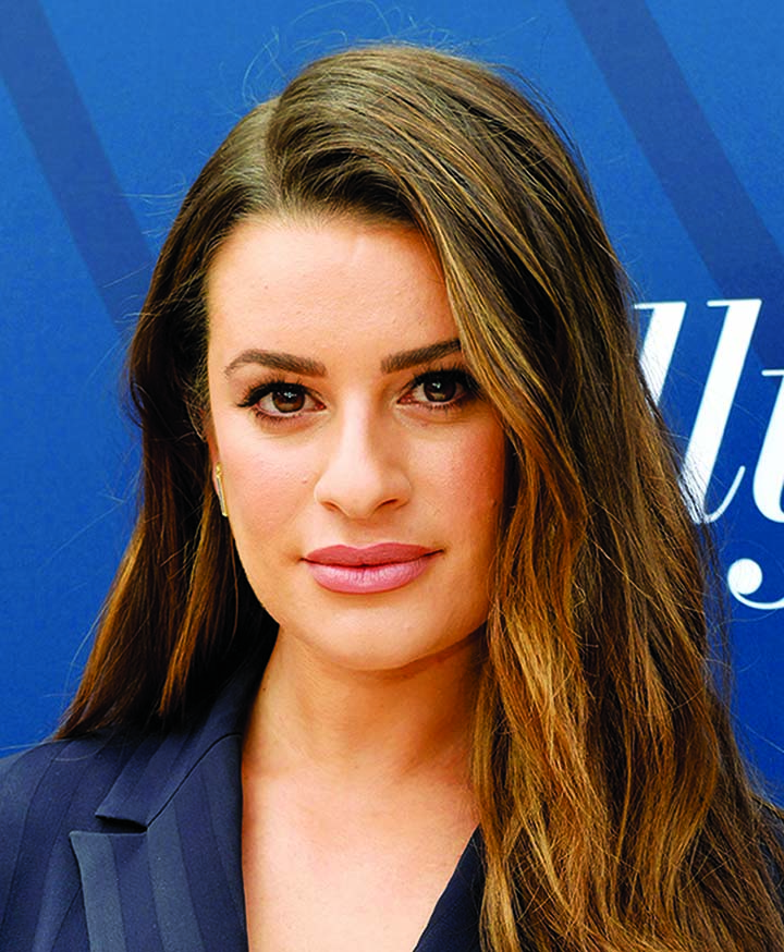 Lea Michele to star in Same Time, Next Christmas